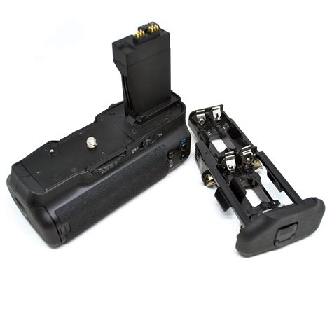 Battery Grip Canon Eos 550d 600d 650d 700d 2 Battery battery grip for canon eos 550d 600d 650d 700d black