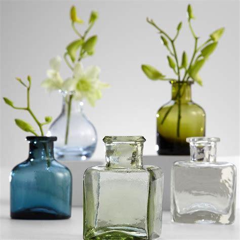 Best Flowers For Bud Vases by Vintage Bud Vase Set Traditional Vases By Redenvelope
