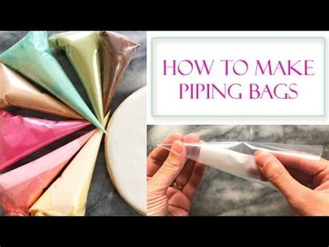 How To Make Paper Piping Bag - 280 best images about scrap on mini albums