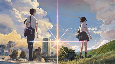 film anime karya makoto shinkai your name review makoto shinkai s anime stunner deserves