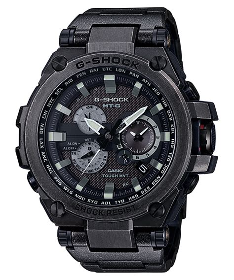 G Shock 5369 Rantai Black Gold how to set alarm on casio g shock mtg s1000 5369