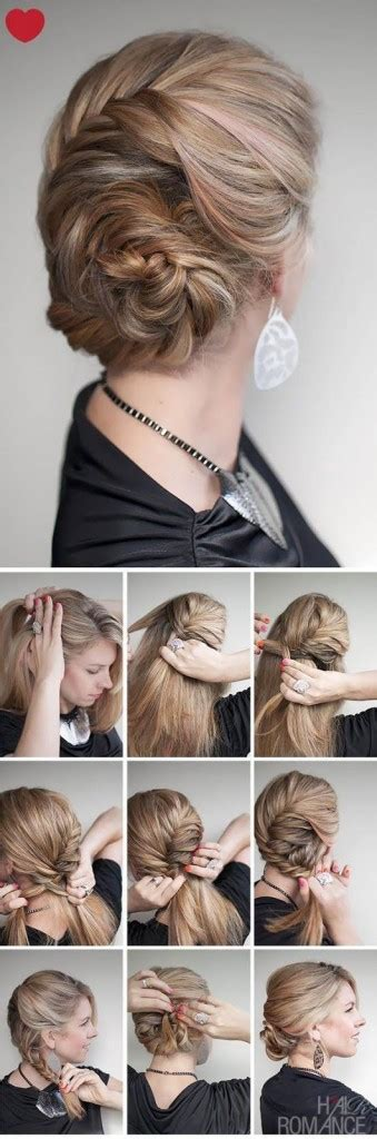 hairstyles for party tutorials 14 wonderful hairstyles with tutorials for long hair