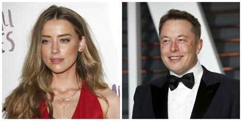 is amber heard dating elon musk after johnny depp divorce amber heard is reportedly dating elon musk now stylecaster