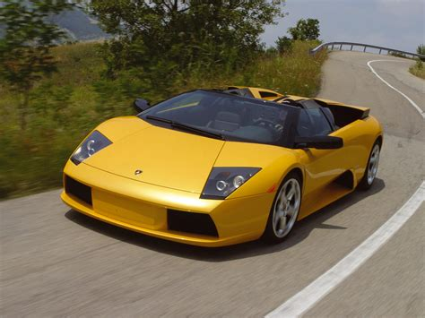 Lamborghini Murcielago 2006 2006 Lamborghini Murcielago Lp640 Roadster Related