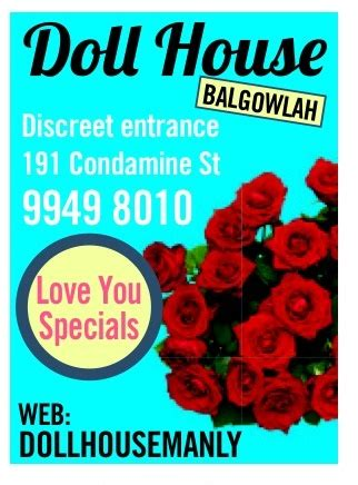 doll house balgowlah doll house manly boutique brothel escort service full service adult service