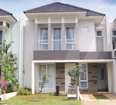 desain eksterior rumah tropis modern perpaduan desain rumah tropis dan konsep rumah modern
