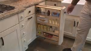 kitchen cabinet pull out storage organizer by cliqstudios