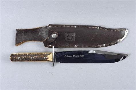 10 inch bowie knife rehwappen a german original bowie knife 10 inch