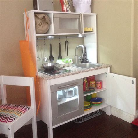 diy ikea play kitchen hack kitchen hacks cabinets and ikea duktig play kitchen hack crafting pinterest