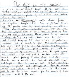Exle Of A Story Essay by Arc Narrative