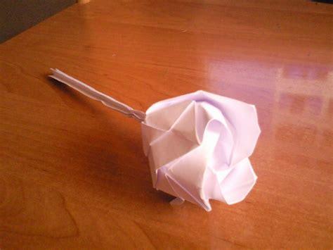 tutorial origami zucca origami r 243 zsa rose tutorial