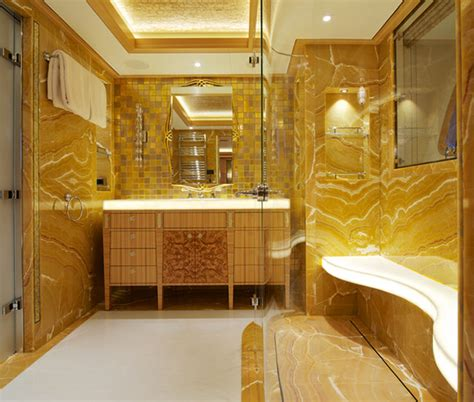 ideas  add gold   bathroom home