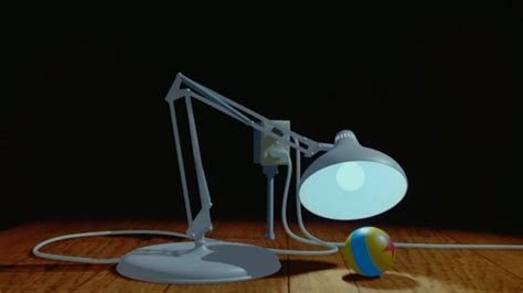 luxo jr l toy pixar animation luxo jr youtube