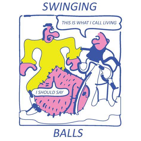 swinging testicles fucked by noise swinging balls swinging balls