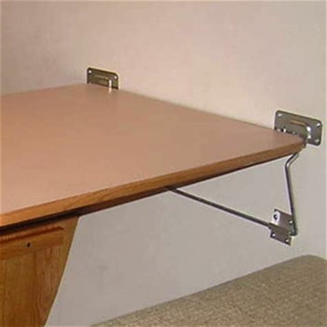 folding table hinge bracket table hinge bracket airstream dinette area pinterest