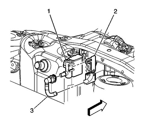 Repair Instructions Evaporative Emission Canister Vent