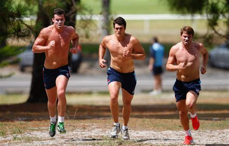 kane douglas photos photos waratahs training session