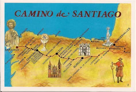 tappe camino de santiago la storia cammino di santiago de compostela