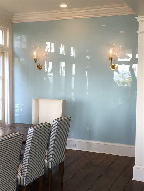 how to paint high gloss walls lacquer justwalls