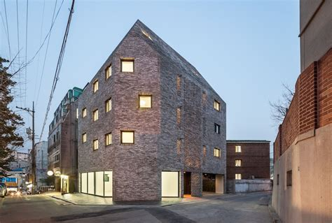multiplex house multiplex housing in seoul ignant de