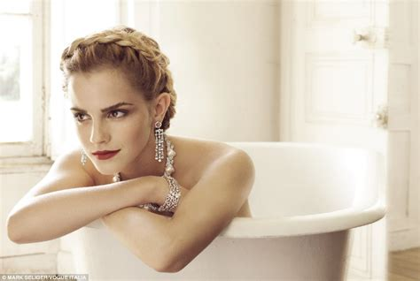 From Hermione to amazing Grace: Emma Watson's stunning new