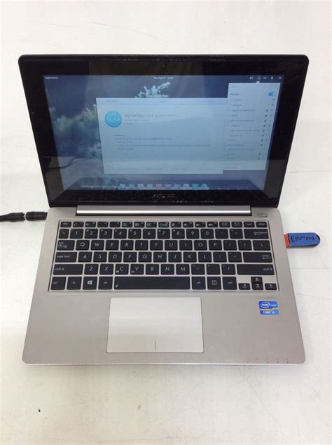Laptop Asus I3 Sonicmaster 11 6 quot asus sonicmaster q200e intel i3 2365m 1 4ghz 4gb ram no hdd