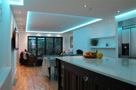 drop lighting for kitchen how to position your led lights