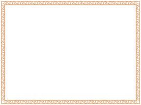 border templates for certificates free printable blank certificate borders clipart best