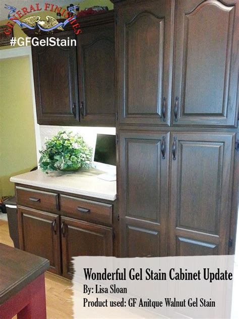 antiquing cabinets with stain antiquing cabinets with gel stain cabinets matttroy