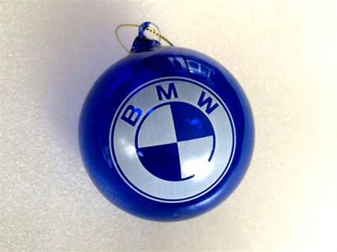 bmw christmass ornaments