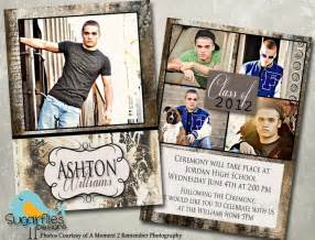 Graduation Announcements Templates Free by Graduation Announcement Template Beepmunk