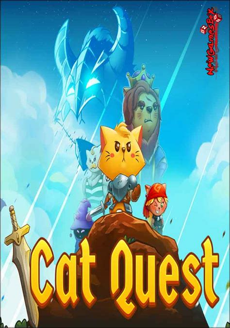 quest games free download full version cat quest free download full version pc game setup
