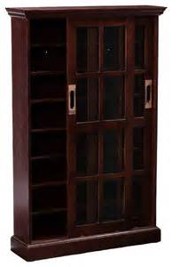 Media Storage Cabinet With Doors Emerson Sliding Door Media Cabinet Transitional Media Cabinets By Shop Chimney