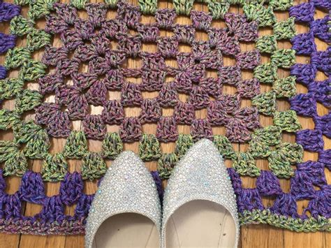 how to crochet a rag rug step by step how to crochet a rug step by step a free pattern tutorial