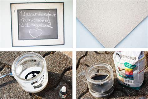chalk paint selber machen how tuesday tafelfarbe selber machen mit frau liebe