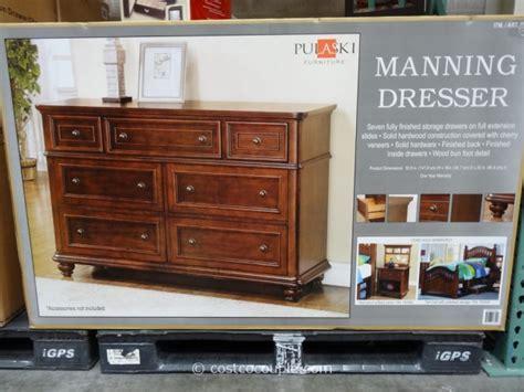 Dressers At Costco by Pulaski Furniture Manning Dresser