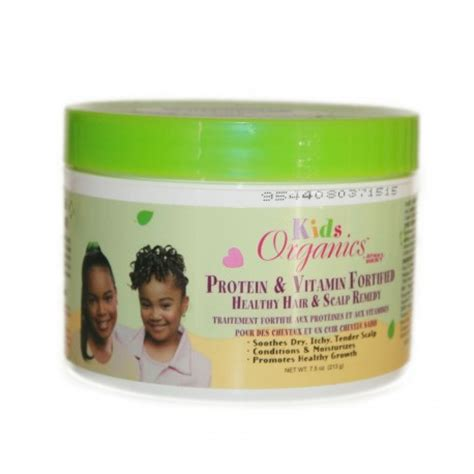 proteins and vitamins hair treatment feed your hair to organics by africa s best kids protein and vitamin