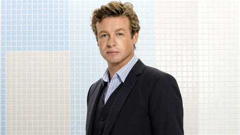 blond hair actor in the mentalist the mentalist the mentalist wallpaper