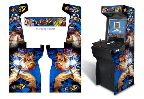 street fighter 4 arcade cabinet funtime favorites