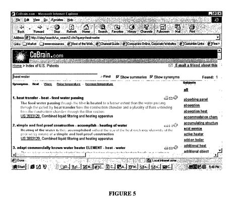 patent us7120574 synonym extension of search queries