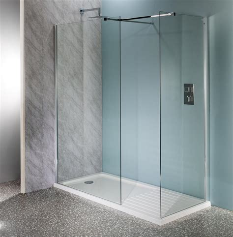 glass bathroom panels 2 things you should check when buying glass shower panels