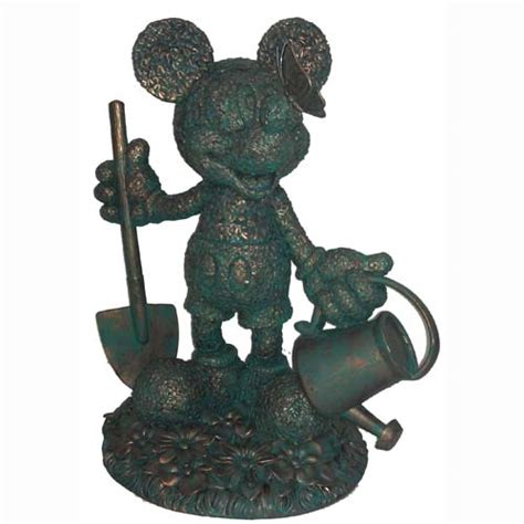 Home Decor Store Orlando by Your Wdw Store Disney Garden Statue Flower And Garden