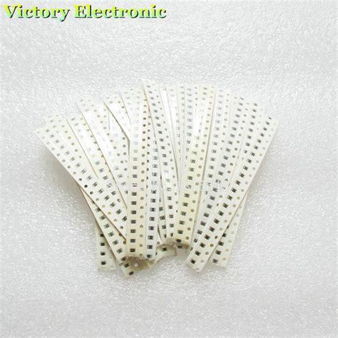 resistor kit 0805 0805 smd resistor kit 28 images 0805 smd resistor kit 177valuesx48pcs smt pack box book ebay