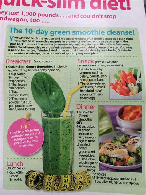 7 Day Green Smoothie Detox Recipes by 1000 Ideas About Green Smoothie Cleanse On