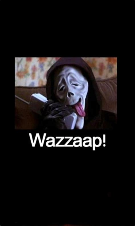 Wazzup Meme - wassup meme scary movie image memes at relatably com
