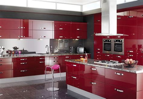 Charming Salon De Jardin Moderne En Solde #4: Photo-decoration-cuisine-rouge-solde-2.jpg