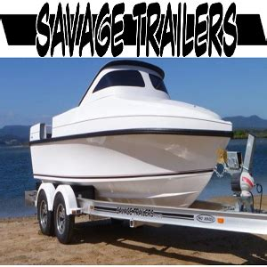 savage trailer trailer parts in melbourne savage trailers