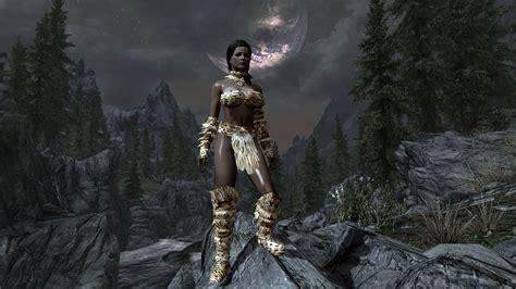 skyrim hot armor for female mod elder scrolls skyrim sexy female skyrim female armor