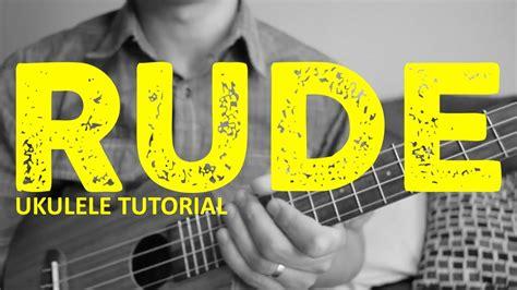 strumming pattern rude magic rude ukulele tutorial magic chords how to play
