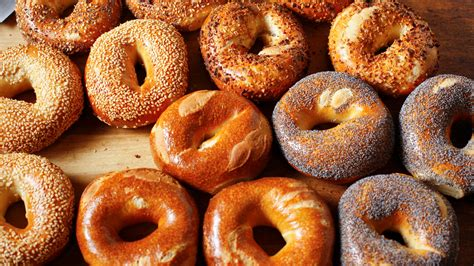 bagels images baron bagels recipe nyt cooking